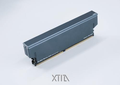 XTIA & HAO  FMMJ  DDR4 RAM Jacket