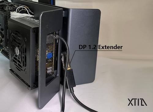 XTIA DP 1.2 Extender( For Xproto/Xproto-L)