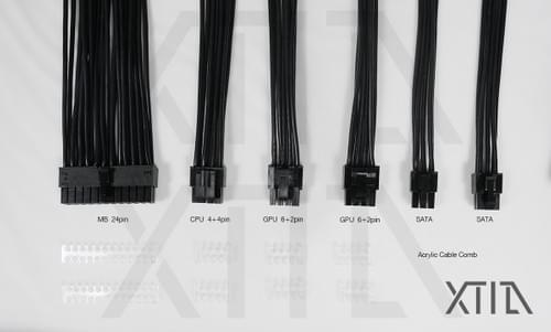 XTIA Custom Modular Cables Service