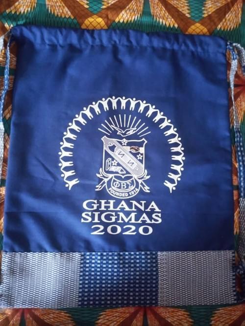 Ghana Sigmas String Bag