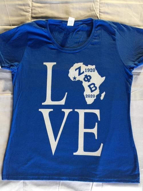 Zentennial LOVE Tshirt