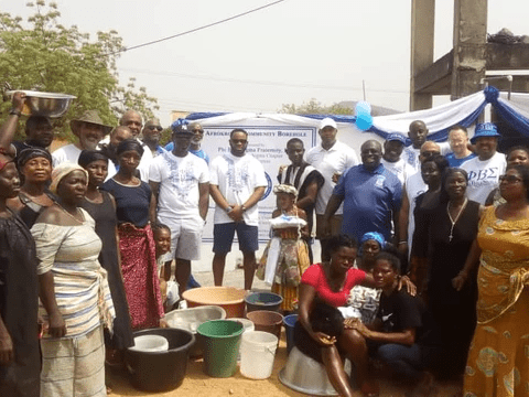 Borehole Maintenance - Adopt a Well!