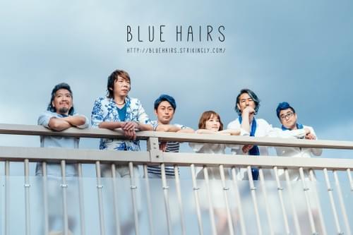 BlueHairsツアーライブ HAPPY BLUE2019 先行予約