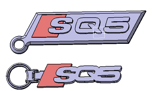 PORTE CLEF SQ5