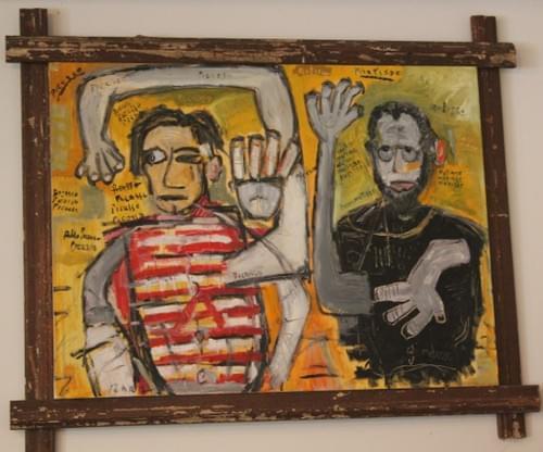 Picasso vs Matisse