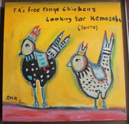 Kemo Sabe Chickens