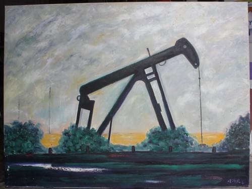 Pump Jack IIII