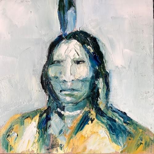 Small Blackfoot Chief