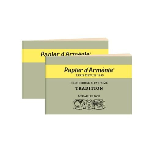 Tradition Incense Burning Paper [2 Booklets]