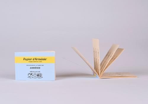 Arménie Incence Burning Paper