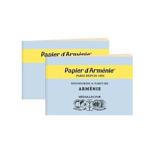 Armenie Incense Burning Paper [2 Booklets]