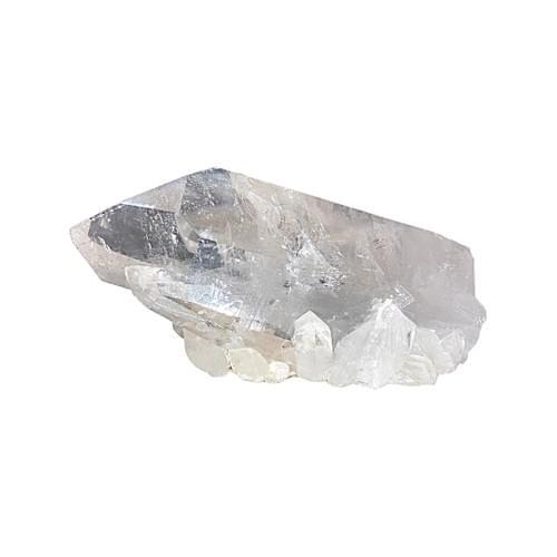 Raw Clear Quartz (Medium)