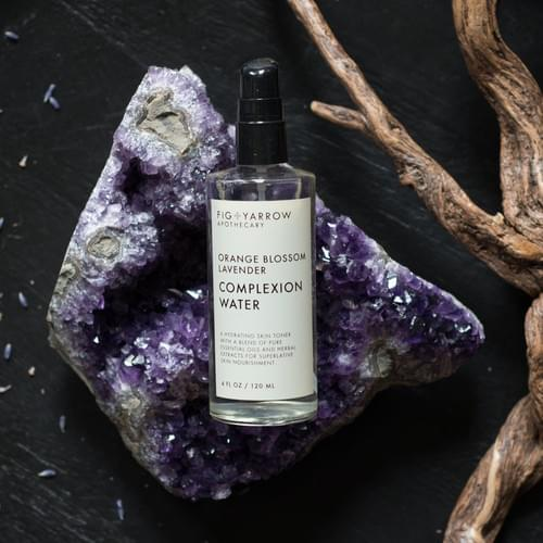 Orange Blossom Lavender Complexion Water