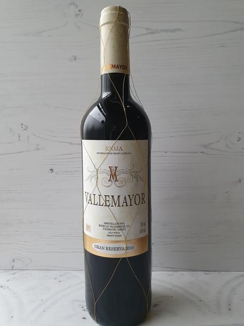 Rioja Valleymayor Cran Reserva