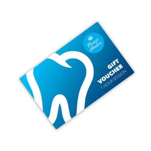 Gift Card: 1 Hour Teeth Whitening