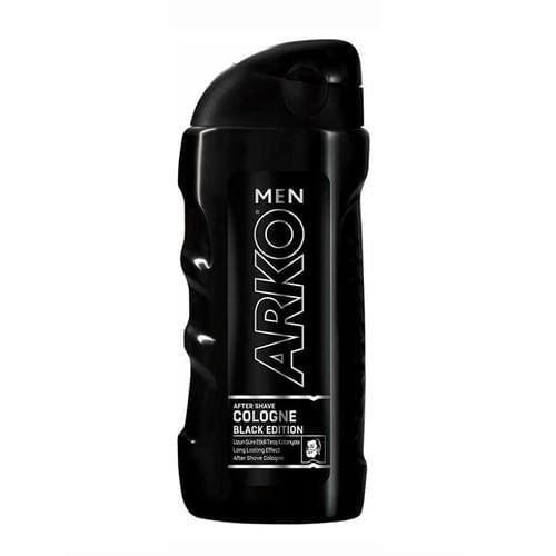 Arko Aftershave Cologne - Black Edition