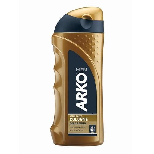 Arko Aftershave Cologne - Gold Power