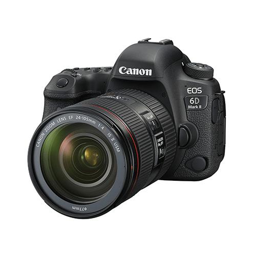 Canon 6D Mark I w/ 24-105mm lens
