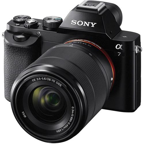 Sony A7 II w/ 28-70mm Lens