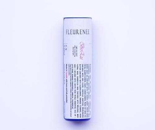 [ BreEze ]     lightly tinted deep moisturizing lip balm