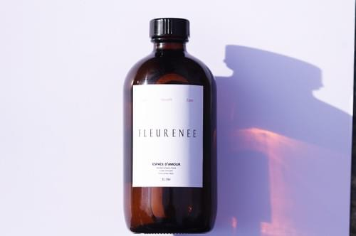 [ESPACE D'AMOUR] Aromatherapeutique scent diffuser for loving ones