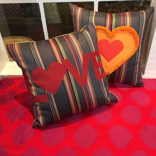 Sew Decorative Pillows $75 | BYOMachine |03/05/2020, 6:45-8:45pm | Joona Fabriculture | Alameda Ca