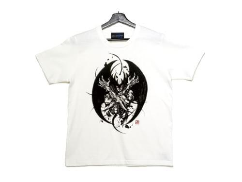 デビルマン武人画Tシャツ Mサイズ