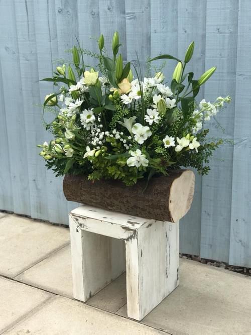 NORDIC Bespoke Floral Log