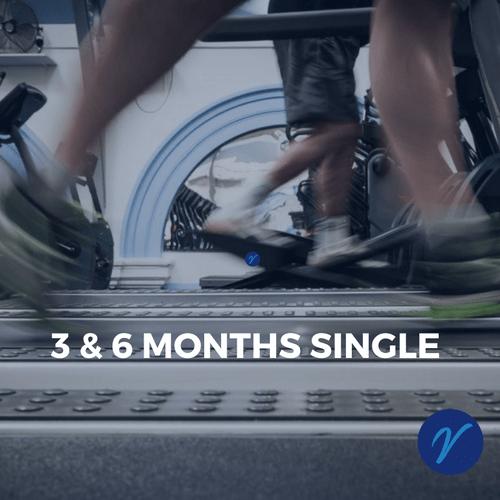 3 & 6 Months Single