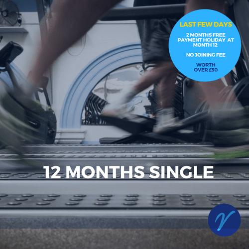 12 Months Single