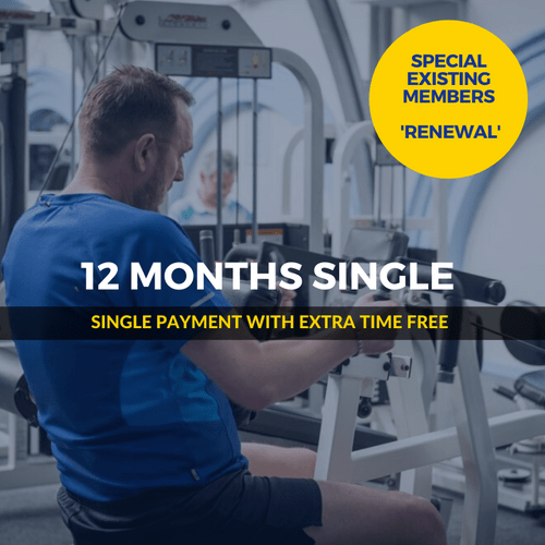 12 Months SPECIAL Single Renewal