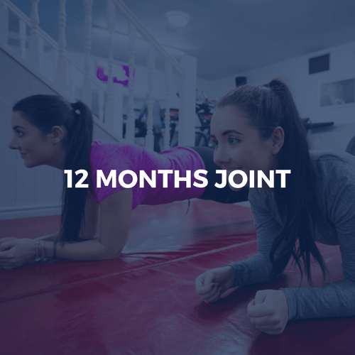 12 Months Joint