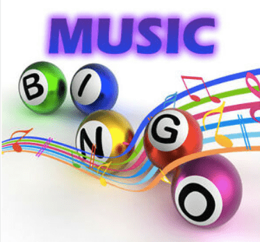 80s Music Bingo PK, 40 Clips & PDF Game Cards to play and print from home.