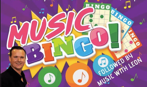 80s Music Bingo. Music Only Instant Download.