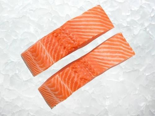 Salmon Fillet 8oz