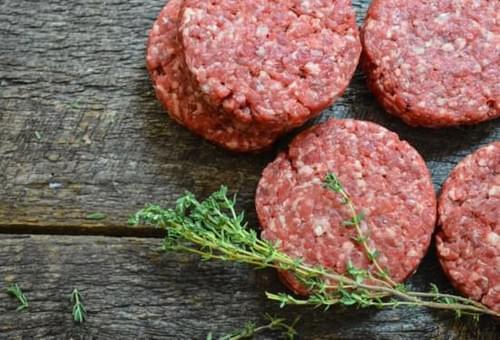 Bush Brothers Premium Blend Burger 8oz