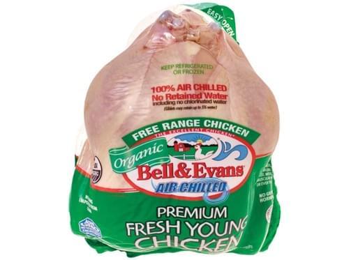 Whole Organic Chicken