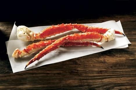 Alaskan Red King Crab Legs 9/12