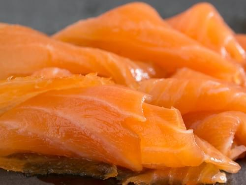 Catsmo Smoked Salmon Sliced