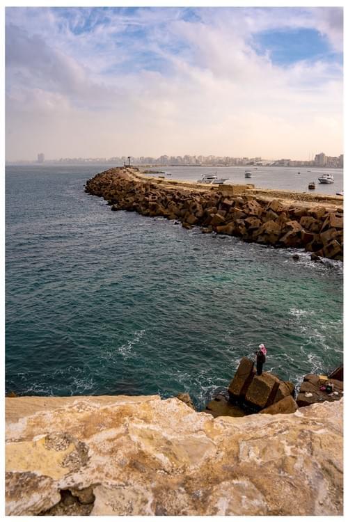 The Bay - Alexandria Egypt