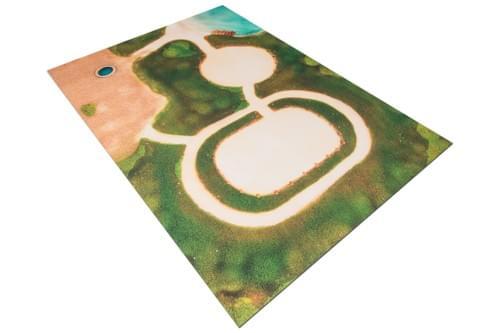 """Tapis de jeu """"Centre Equestre"""" 180 x 120 cm (02CE180)"""