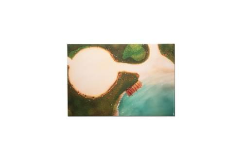 """Tapis de jeu """"Centre Equestre"""" 90 x 60 cm (02CE90A)"""