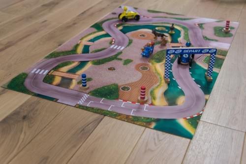 """Tapis de jeu """"Circuit Urbain"""""""