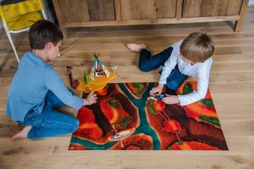 "Tapis de jeu ""Canyon Adventure"" (04CA90A)"