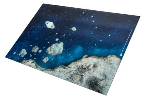 "Tapis de jeu ""Odyssée Spatiale"" 90 x 60 cm (05OS90D)"