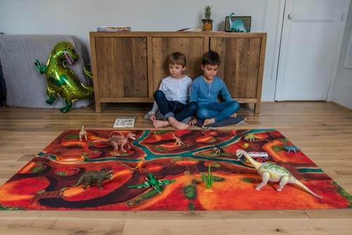 "Tapis de jeu ""Canyon Adventure"" 180 x 120 cm (04CA180)"