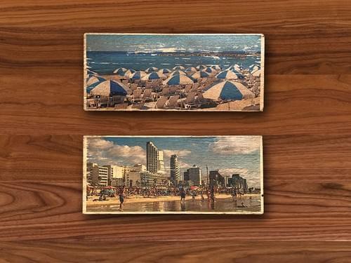 Postcard Duo