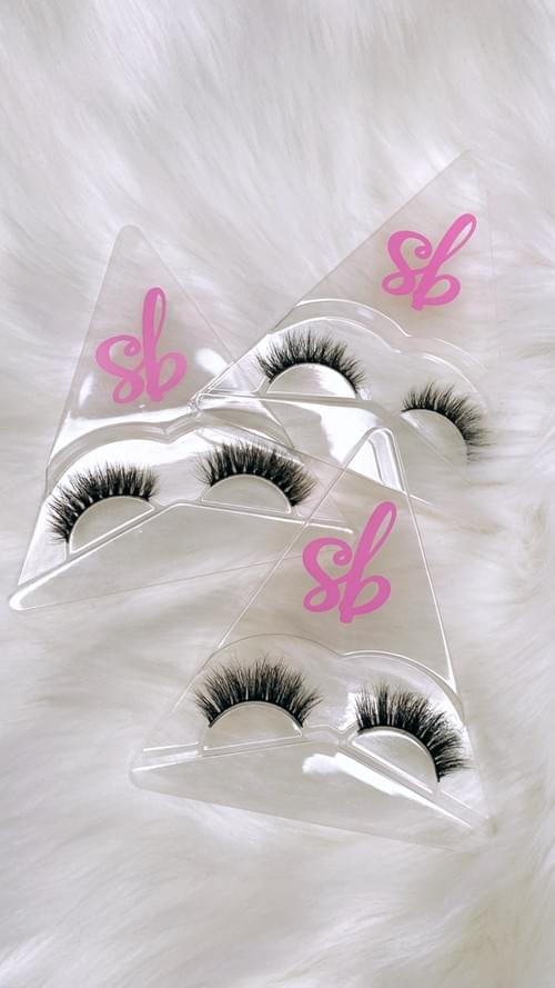 Heather, I'm Yours & Dream 3d Luxury Mink Lashes