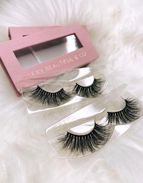 New York 3D Luxury Mink Lash *New Arrival*