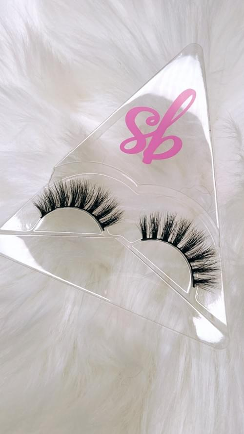 Bella 3D Luxury Mink Lash